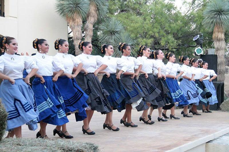Fiesta de la Cultura Regional en la Hacienda San Pedro