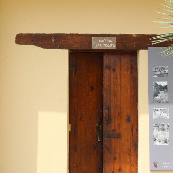 Biblioteca de la Hacienda San Pedro, UANL