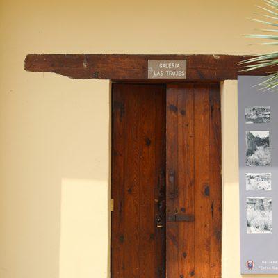 Galería las Trojes, Hacienda San Pedro, UANL