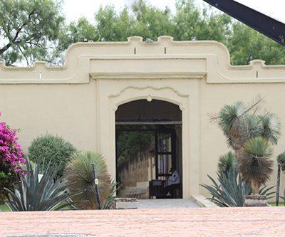 Exterior de la Hacienda San Pedro